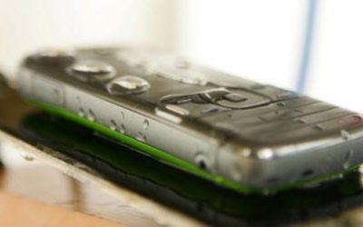Tippek beázott mobiltelefon otthoni kezelésére