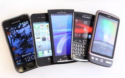 Top 10 Mobiltelefon gyártó